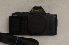 CANON T70 35mm CAMERA, STRAP, CAP