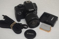 CANON EOS REBEL XS KIT w/EF-S 18-55mm F3.5-5.6 LENS