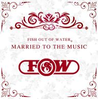 Cover art for Fish Out of Water's album Married to the Music w/ link to page on this site.