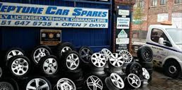 100's of tyres and wheels in stock, Fitting & balancing available for all vehicles from £15 each