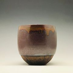 Wood-fired Rocks Glass (about 7 oz)