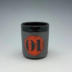 #1 Shot Glass