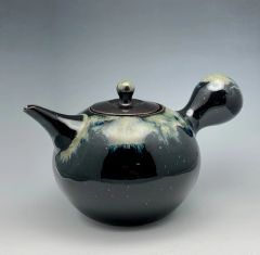 Black Nebulous Teapot