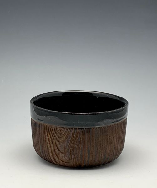 Whiskey / Saki cup in Black