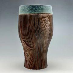 Woodgrain Pint