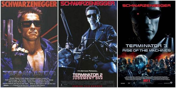 The Terminator Trilogy