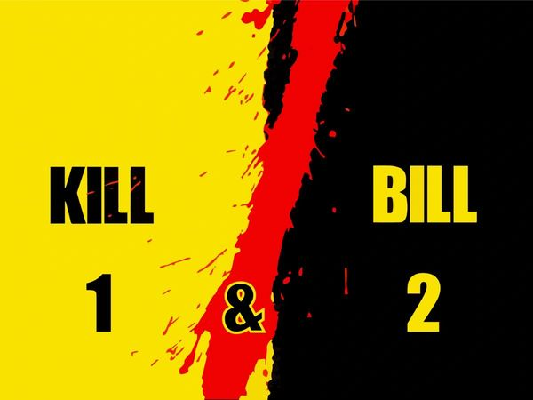 Kill Bill: Volume 1&2