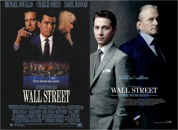 Wall Street: 1 and 2