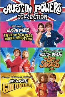 Austin Powers Three Disc Trilogy