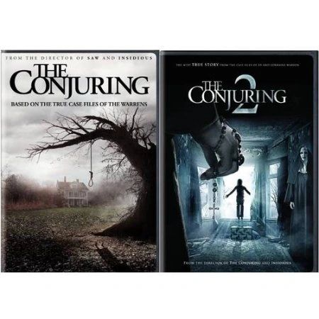 The Conjuring (Twin Pack)!