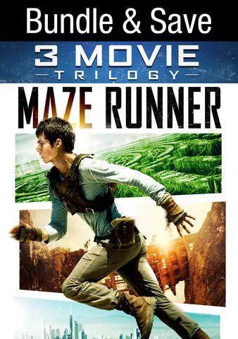 Maze Runner Triple Pack