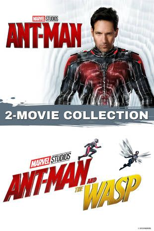 Ant-Man & Ant-Man and the Wasp