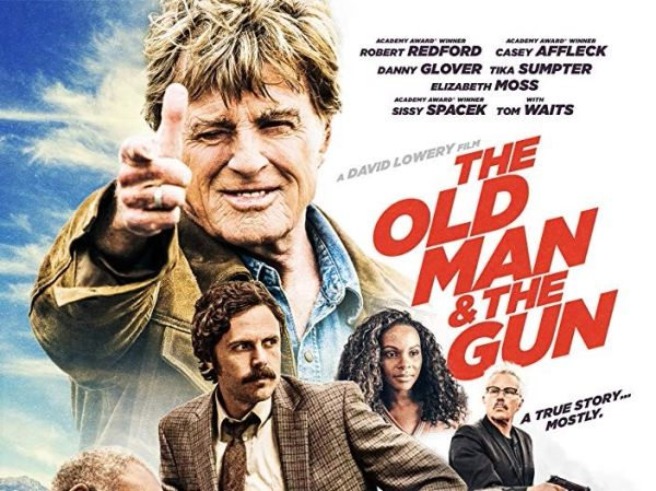 Old Man & the Gun, The