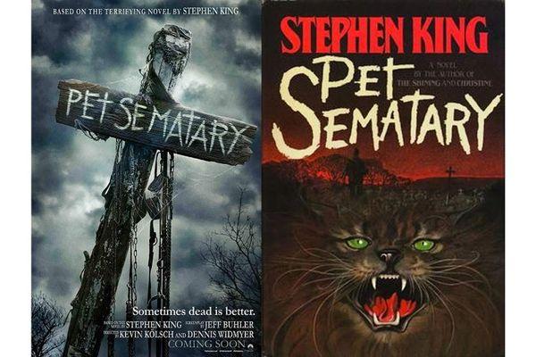 Pet Sematary Twin Pack: 1989 & 2019