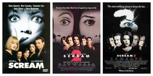 Scream: 1-3