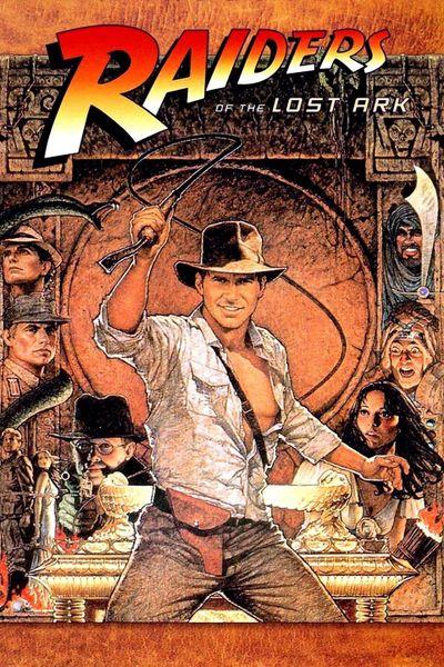 Indiana Jones: Raiders of the Lost Ark (1)