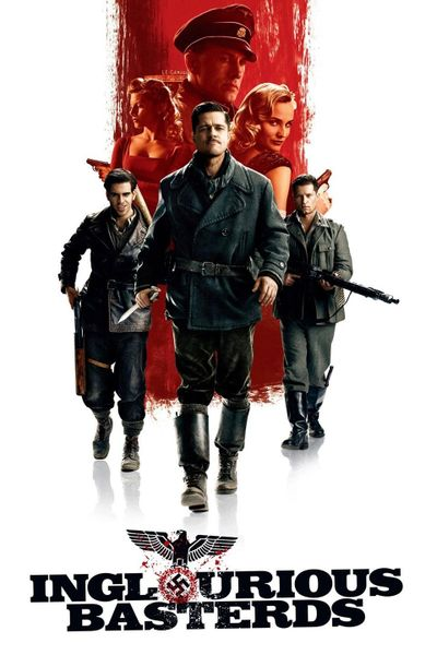 Inglourious Basterds | Clean Media Works.
