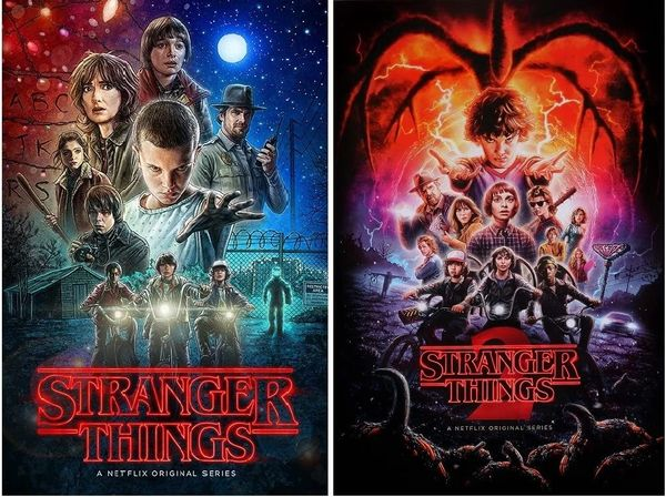 Stranger Things: Seasons 1&2