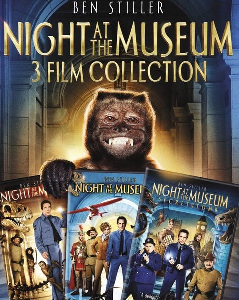 Night at the Museum: 1-3