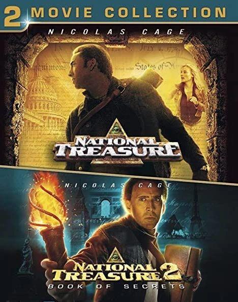 National Treasure: 1 & 2