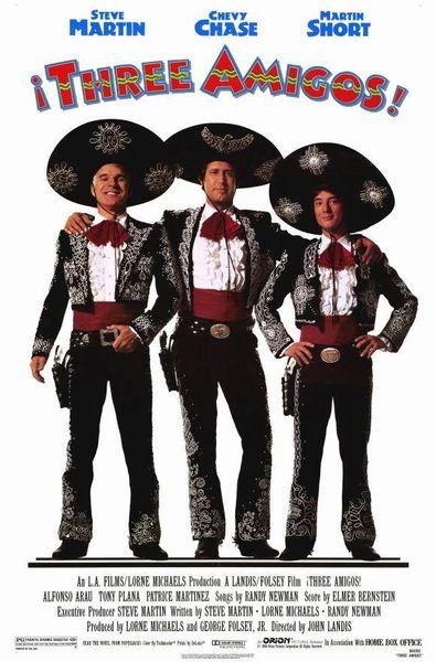 3 Amigos, The