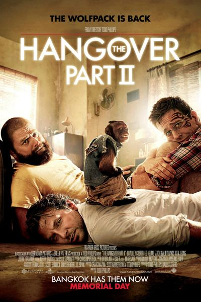 Hangover Part 2, The