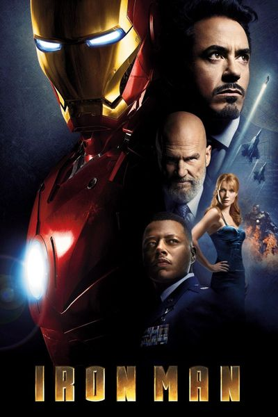 Iron Man Three Pack