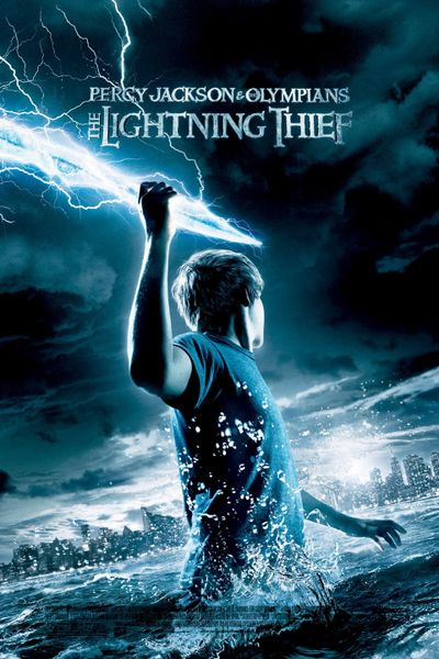 Percy Jackson: Lightning Thief