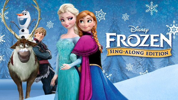 Frozen: Holiday Sing-Along Edition