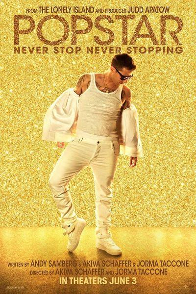Popstar: Never Stop, Never Stopping