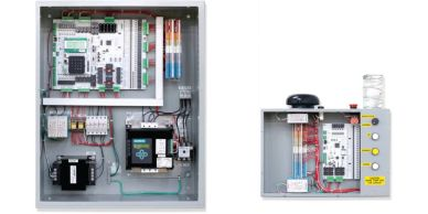 Vision 2.0  Traction Controllers feature serial communication and are color-coded for EZ install.