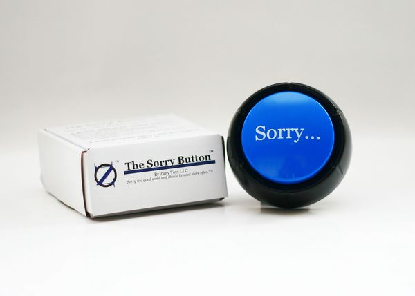 The Sorry Button®