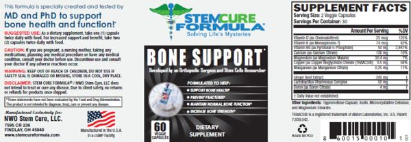Coming Soon Bone Support !
