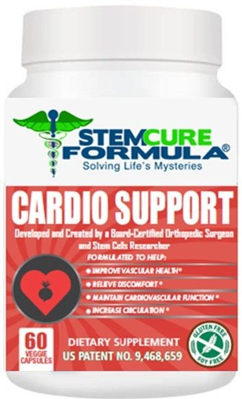 Buy 5 Cardio Support and SAVE 15%