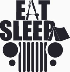 Eat Sleep Jeep 3