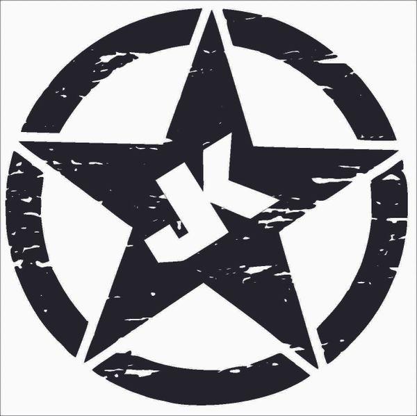 JK Star Distressed