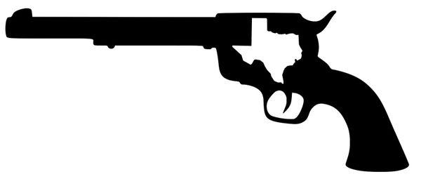 Revolver Texas