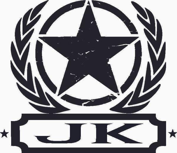JK Wheat Star Distressed