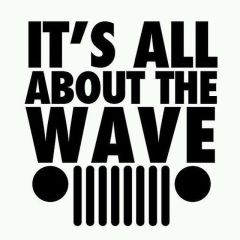 It's All About The Wave