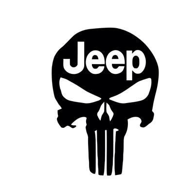 Punisher Jeep