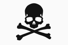 Skull Cross Bones