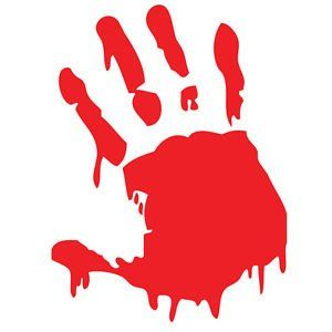 Bloody Hand Wave