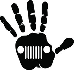 Hand Wave with Grille