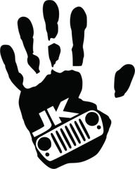 Hand Wave with JK Grille