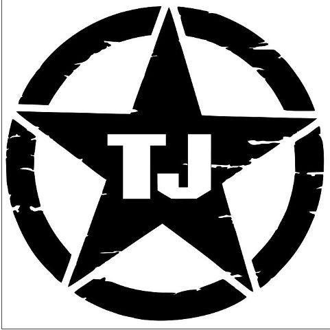 Star TJ Distressed