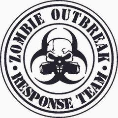 Zombie Outbreak Response Team w/ Gas Mask