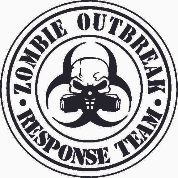 Zombie Outbreak Response Team w/ Gas Mask