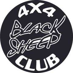 Black Sheep Badge