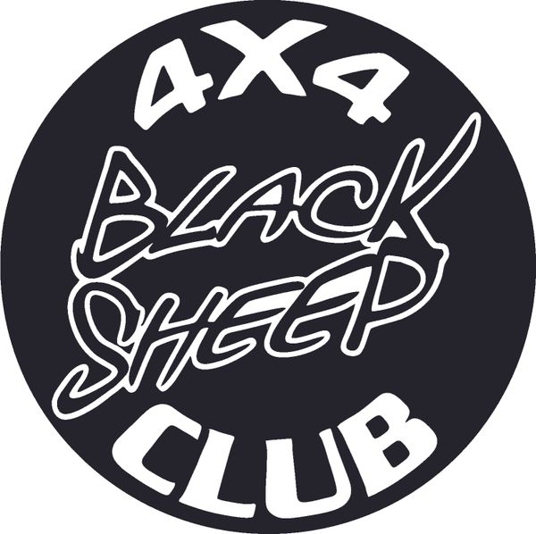 Black Sheep Badge