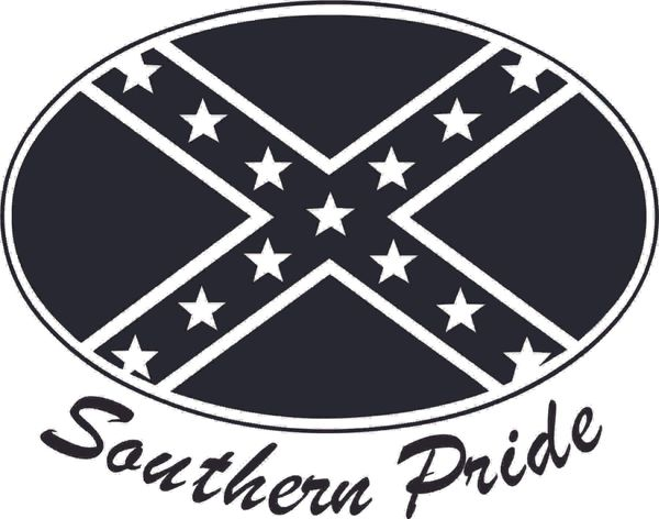 Confederate Flag Southern Pride